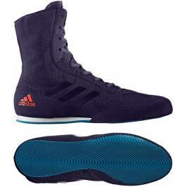 Box Boty adidas Bog Hog Plus - modrá modrá 6