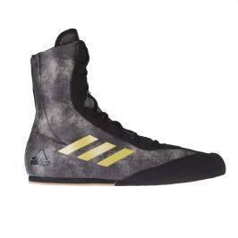 Box Boty adidas Bog Hog Plus - černá/zlatá/camo černá 6