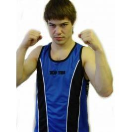 Boxerské tílko Top Ten Winner - modrá modrá M