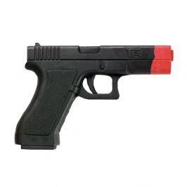 Gumová pistole Century černá