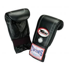 Pytlové rukavice Twins - černá černá M