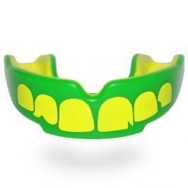 SAFEJAWZ chrániče zubů OGRE zelená