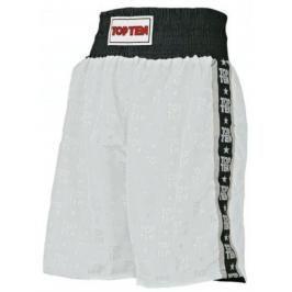 Boxerské trenky Top Ten - bílá bílá S