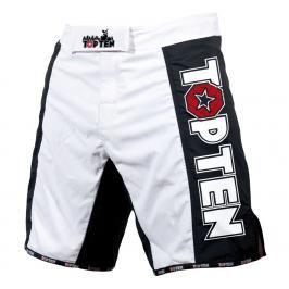 Top Ten MMA trenky - bílá bílá M