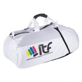 Sportovní taška Top Ten ITF malá bílá