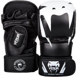 Venum Impact Sparring MMA rukavice - černá/bílá černá S/M