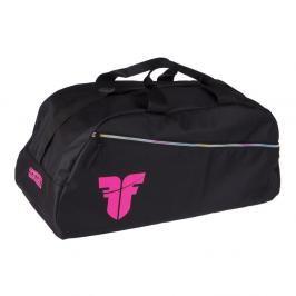 Sportovní taška GYM Fighter - černá/růžová černá