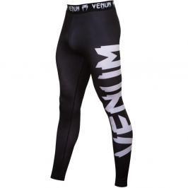 Venum Giant Spats - černé/bílá černá L