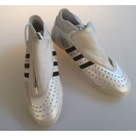 Výprodej - adidas zápasnická obuv Adistar Fight bílá
