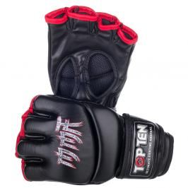 MMA Rukavice - TOP TEN MMA - MMA/černá černá S