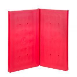 Přerážecí deska PNP - SOFT - červená červená