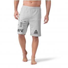 Reebok Reebok UFC Fan Gear šortky šedá XL