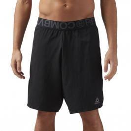 Reebok Combat Boxing Shorts černá M
