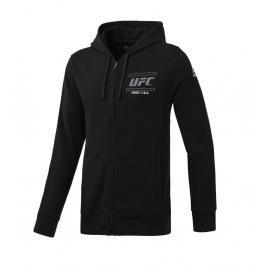 Reebok Reebok UFC FG Zip Hoodie - Mikina na zip černá S