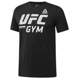Reebok UFC Graphic Gym triko černá L
