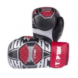 Top Ten boxerské rukavice Samuraj XLP černá 10