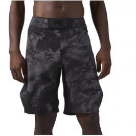 Reebok Combat Prime MMA šortky černá 32''