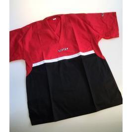 Top Ten triko na kickbox - doprodej posledního kusu červená 140