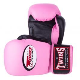 Twins boxerské rukavice - růžová/černá růžová 10