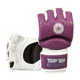 MMA dámské rukavice Top Ten - Superior fialová XS