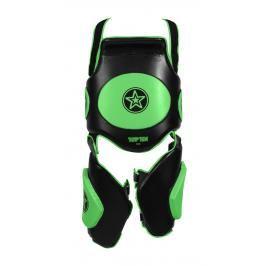 Tréninkový set Top Ten Bodyguard - černá/zelená černá