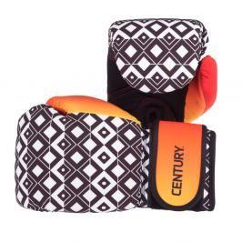 Strive Century omyvatelné rukavice Aztec Sunrise oranžová 10