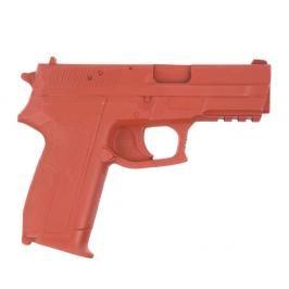 ASP SIG P2022 cvičná gumová pistole červená