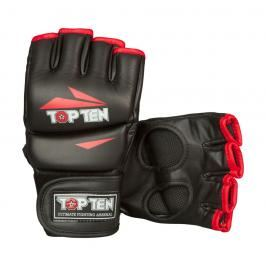 Top Ten MMA Triangle rukavice černá S