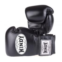 Boxerské rukavice Windy Proline - černá černá 10