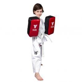 Fighter KIDS dětská lapa - pár červená