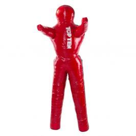 Figurína - panák Top Ten - dvounohá červená 170