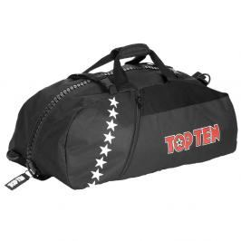 Sportovní taška Top Ten - černá černá M