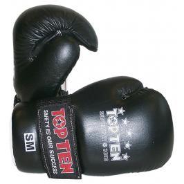 Otevřené rukavice Top Ten Superfight 3000 - černá černá M/L