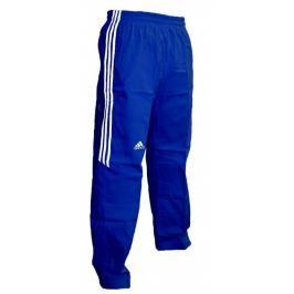 Kalhoty adidas TKD - modrá modrá 160
