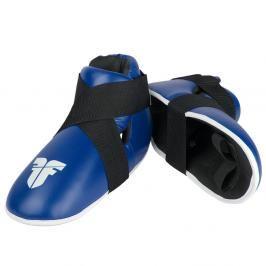 Chrániče nohou Fighter - modrá modrá L