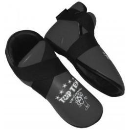 Chrániče nohou TOP TEN Kids - černá černá XS