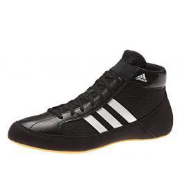 Dětská zápasnická obuv adidas HVC - černá černá 6,5