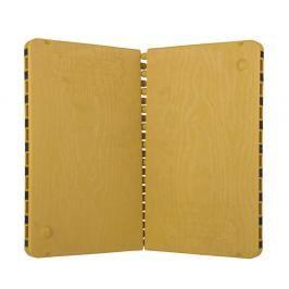 Přerážecí deska žlutá žlutá