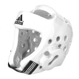 Přilba adidas TKD - bílá bílá XL