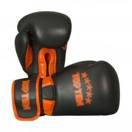 Boxerské rukavice Top Ten Elite Dual 12oz černá