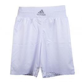 adidas Limitovaná série Dark vs Light boxerské šortky - bílá bílá S