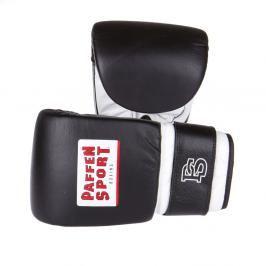 Paffen Sport Profi pytlové rukavice - černá/bílá černá velikost S/M