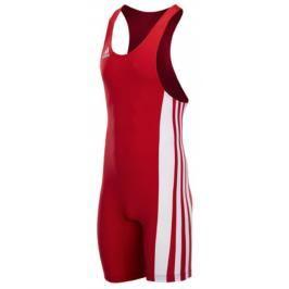 ClubLine Wrestling - red červená S