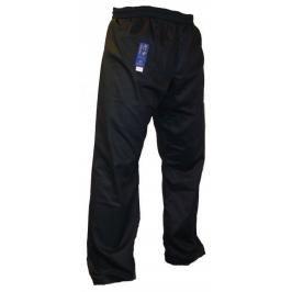 Bavlněné kalhoty Hayashi Osaka černá 160