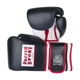 Paffen Sport Profi boxerské rukavice se závažím černá velikost M/L