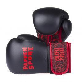 Paffen Sport boxerské rukavice Dragon - černé černá 10
