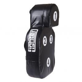 Fighter Body Shield velký blok černá