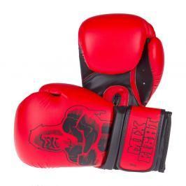 Top Ten boxerské rukavice MIXFIGHT Gorilla - červená/černá červená 10