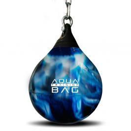 Aqua Punching Bag - vodní box pytel 7 kg - modrý modrá
