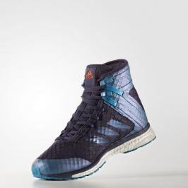adidas Speedex 16.1 Boost Boxing boxerské boty- modré modrá 9,5